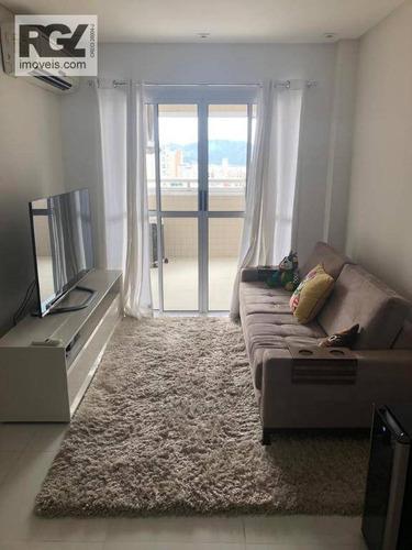 Apartamento À Venda, 84 M² Por R$ 680.000,00 - Ponta Da Praia - Santos/sp - Ap5340
