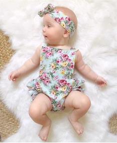 Conjunto Body Mesversário Bebê Menina Laço Infantil