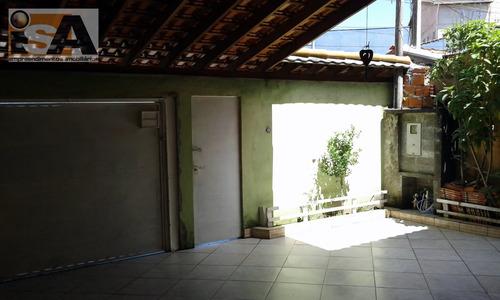 Casa Residencial Em Vila Rei - Mogi Das Cruzes, Sp - 2842
