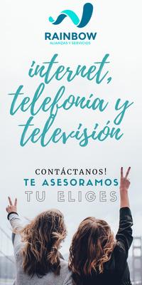Internet Telefonía Y Televisión En Linea