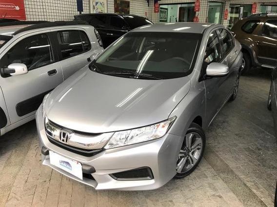 Honda City 1.5 Lx Flex Automático 2017