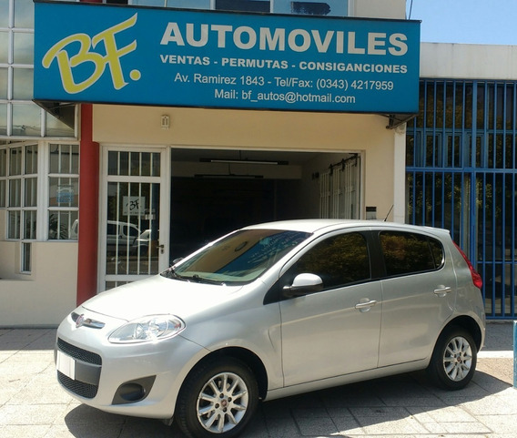 Fiat Palio Attractive Top 1.4 2014