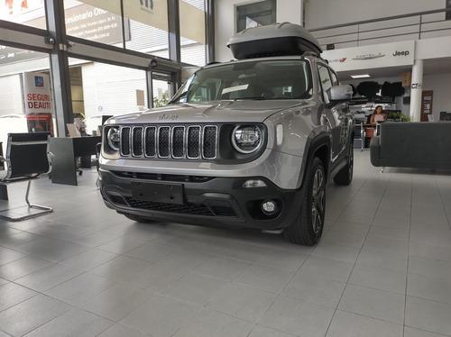 Jeep Renegade Longitude 1.8l At6 En Stock Para Entrega