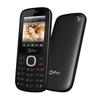 Celular Ipro I3200 2 Chips Bluetooth Fm Preto | Vitrine
