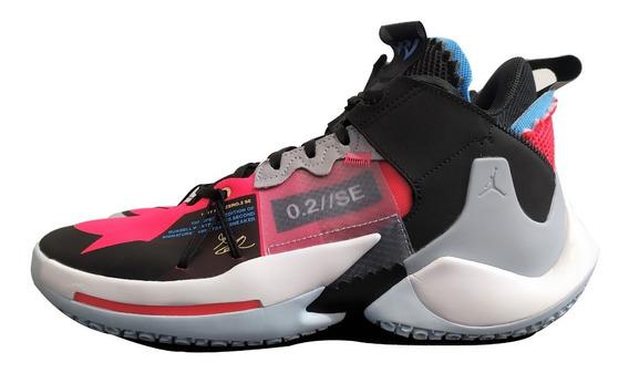 Jordan Why Not Zer0.2 Red Orbit Talla #7mx, Pambo_tenis