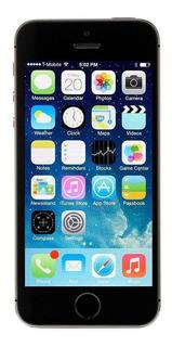 Celular Apple iPhone 5s A1457 16gb Cinza Espacial Open Box