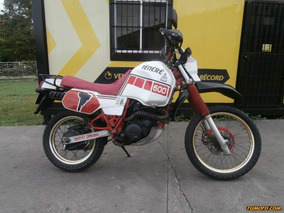 Yamaha Teneve 501 Cc O Más