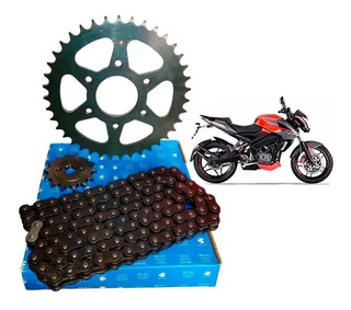 Kit Transmision Rouser Ns 200 Original Oring Full Fas Motos!