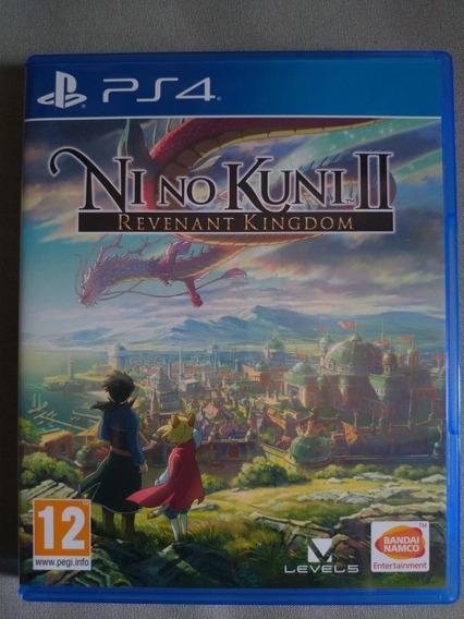 Ni No Kuni 2 Revenant Kingdom Ps4 Midia Física
