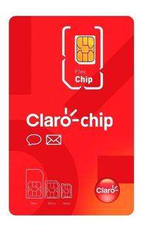 Chip Claro - 15 Unidades - Ddd 88 * Envio Econômico