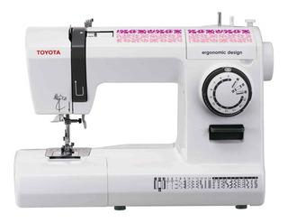 Máquina De Coser Toyota Eco 26cp 44 Diseños + Tabla