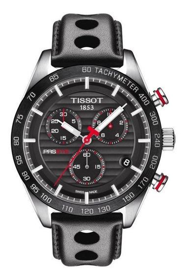 Relógio Tissot Prs 516 Novo Modelo T1004171605100 Preto
