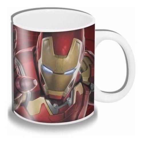 Caneca Mug Avengers Age Of Ultron Iron Man Bonellihq K18