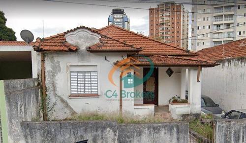 Imagem 1 de 1 de Terreno À Venda, 500 M² Por R$ 900.000,00 - Gopoúva - Guarulhos/sp - Te0042