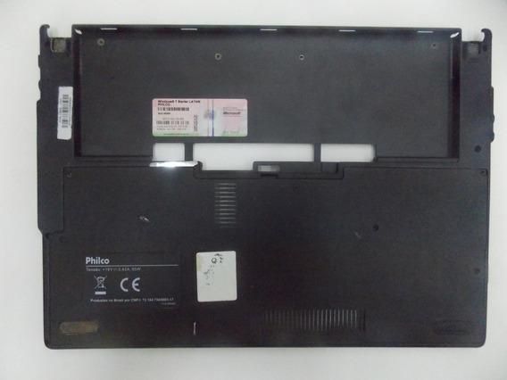 Carcaça Inferior Notebook Philco Phn-13002-ckd - Usado