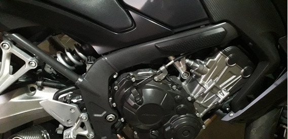 Honda 650f Com Abs