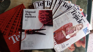 Manual De La Tejedora Colección Completa Clarin 2005