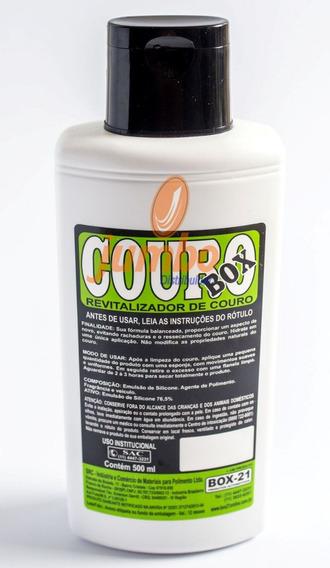 Hidratante De Couro Box 21 500 Ml