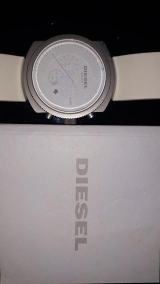 Relógio Diesel Original Branco - Preço De Black Friday