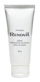 Renovil-creme Preventivo Á Rugas Para As Mãos 60g