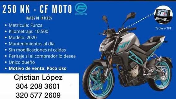 Cfmoto Nk 250