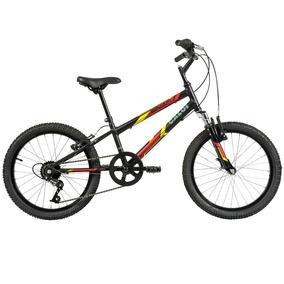 Bicicleta Snap Aro 20 Preto 1 Un Caloi