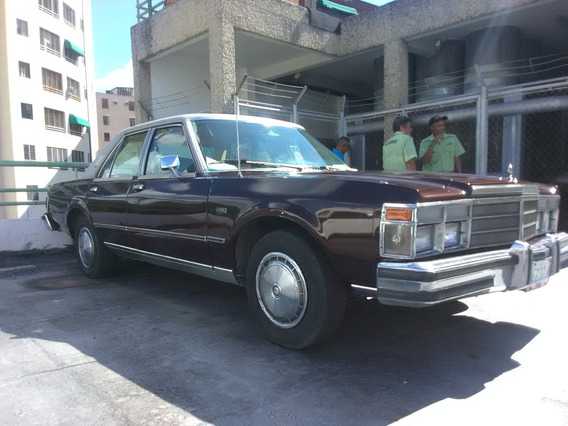 Chrysler Le Baron Esta Como Lo Ve