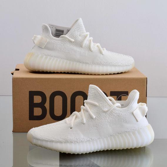 adidas Yeezy Boost 350 V2 Triple White Tam. 34 Br Original