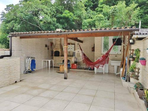 Imagem 1 de 24 de Apartamento Com Terraço E 2 Dormitórios À Venda, 160 M² Por R$ 370.000 - Fátima - Niterói/rj - Ap0858