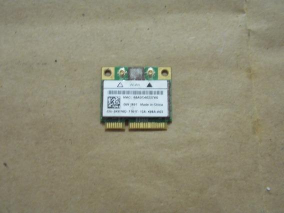 Placa Wireless Wifi Dell Alienware M17x