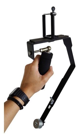 Steadicam Steady-cam Estabilizar Video Camera Celular iPhone