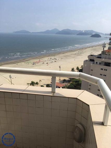 Flat Com 1 Dorm, Boqueirão, Santos, Cod: 14305 - A14305