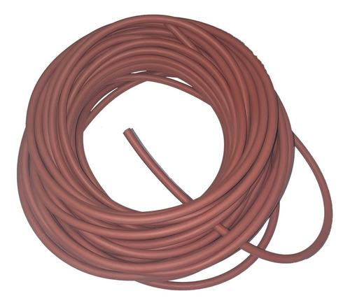 Cable Para Bujia Forro Silicon Y Conectores Paquete Especial