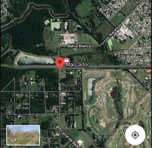 Lote En Zona Muy Cercana Al Centro Y Ruta 8, De 4865mts - Pilar