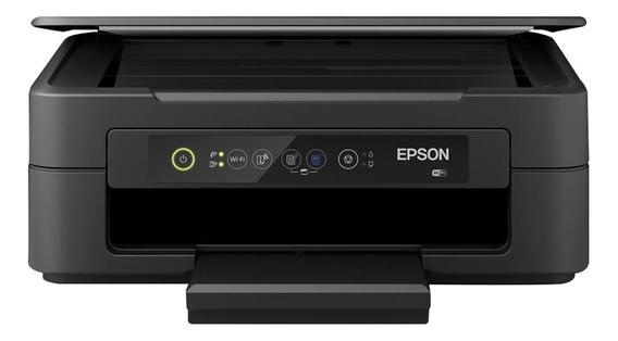 Impresora a color multifunción Epson XP-2101 con wifi 110V negra