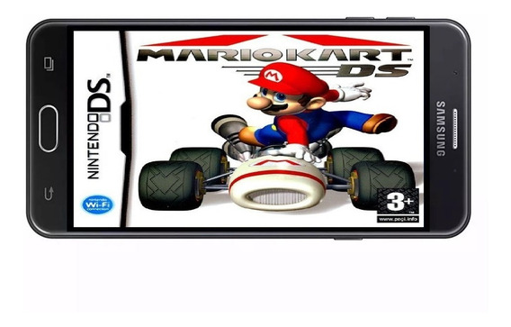 Mario Kart Ds De Nintendo Ds Para Tu Android Y Pc