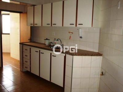 Apartamento Residencial Para Venda E Locação, Campos Elíseos, Ribeirão Preto. - Ap4786