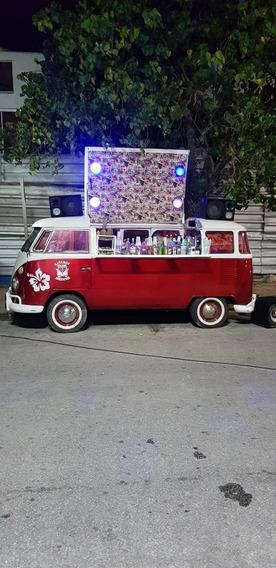 Volkswagen Kombi Bar