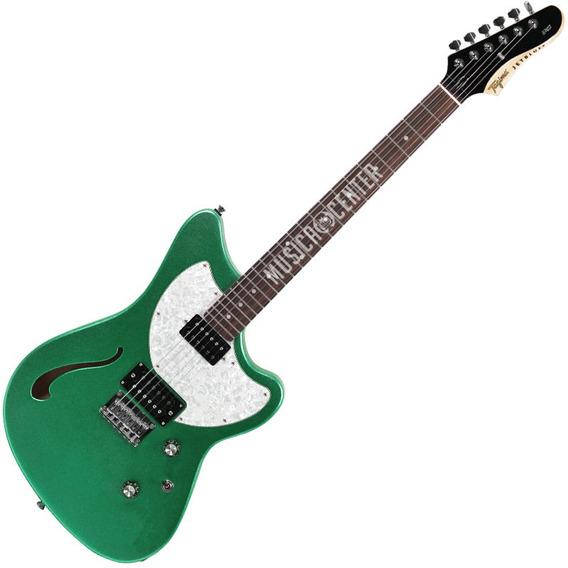 Guitarra Semi Acústica Tagima Jet Blues Hand Made In Brasil