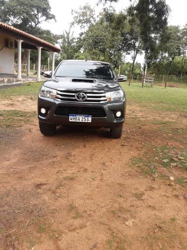 Toyota 2017 Hilux