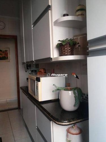 Apartamento Com 3 Dormitórios À Venda, 68 M² Por R$ 320.000,00 - Macedo - Guarulhos/sp - Ap3524