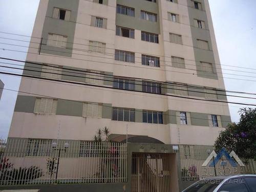 Apartamento Com 3 Dormitórios À Venda, 78 M² Por R$ 225.000,00 - Jardim Vilas Boas - Londrina/pr - Ap0841