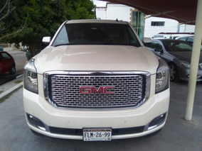 Gmc Yukon 6.2 Denali V8 At 2015 Blanco