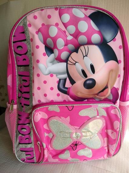 Mochila Minie Disney Store Original