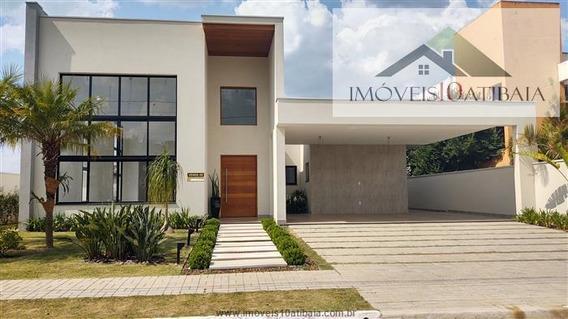 Casas Em Condomínio À Venda Em Atibaia/sp - Compre O Seu Casas Em Condomínio Aqui! - 1452587