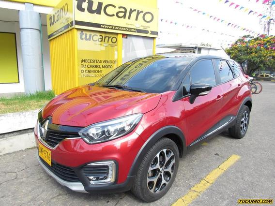 Renault Captur Intens 2.0l Edición Especial Automática 4x2
