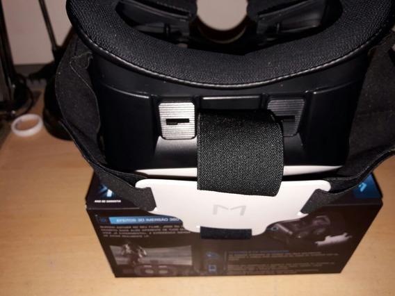 Óculos 3d Para Celular Warrior (na Caixa) Nunca Usado.