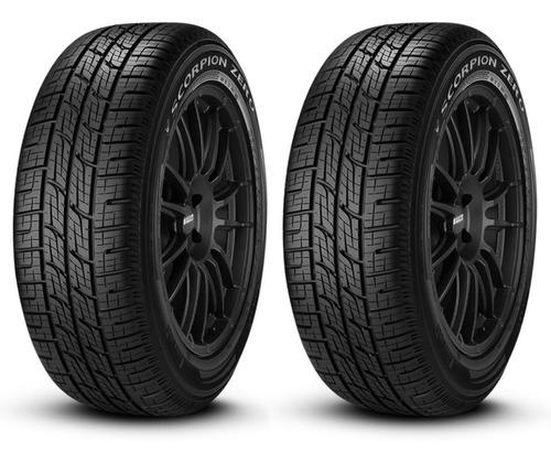 Kit X 2 Pirelli 255/45 R20 105v Scorpion Zero Neumabiz