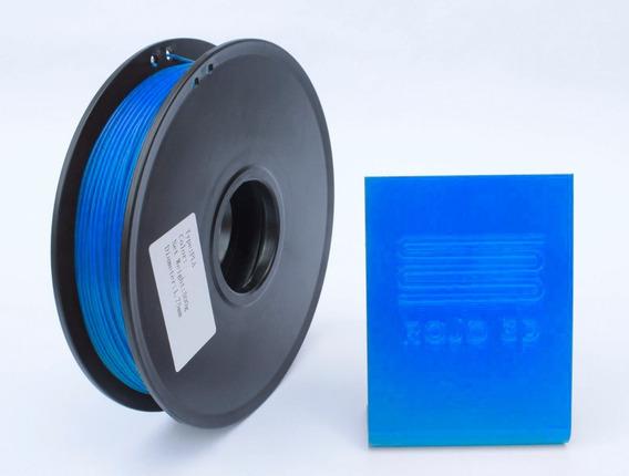 Filamento 3d Pla Premium Skyblue 500gr Nova Formula #r3d
