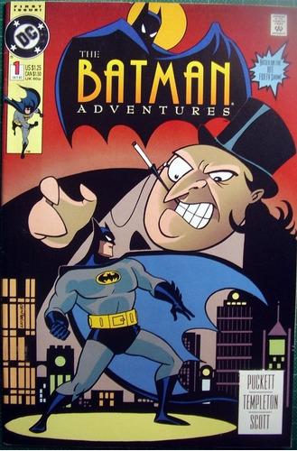 First Printing Batman Adventures 1 Dc October 1992
